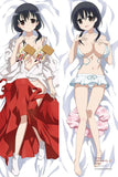 New   Saki Anime Dakimakura Japanese Pillow Cover H2600 - Anime Dakimakura Pillow Shop | Fast, Free Shipping, Dakimakura Pillow & Cover shop, pillow For sale, Dakimakura Japan Store, Buy Custom Hugging Pillow Cover - 1