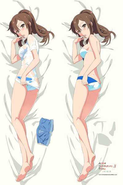 New   Aoyama Nanami - Sakurasou no Pet na Kanojo Anime Dakimakura Japanese Pillow Cover H2607 - Anime Dakimakura Pillow Shop | Fast, Free Shipping, Dakimakura Pillow & Cover shop, pillow For sale, Dakimakura Japan Store, Buy Custom Hugging Pillow Cover - 1