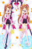 New  Magical Girl Princess Rainbow Anime Dakimakura Japanese Pillow Cover H2611 - Anime Dakimakura Pillow Shop | Fast, Free Shipping, Dakimakura Pillow & Cover shop, pillow For sale, Dakimakura Japan Store, Buy Custom Hugging Pillow Cover - 1
