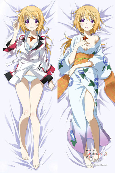 New Infinite Stratos Anime Dakimakura Japanese Pillow Cover H2652 - Anime Dakimakura Pillow Shop | Fast, Free Shipping, Dakimakura Pillow & Cover shop, pillow For sale, Dakimakura Japan Store, Buy Custom Hugging Pillow Cover - 1