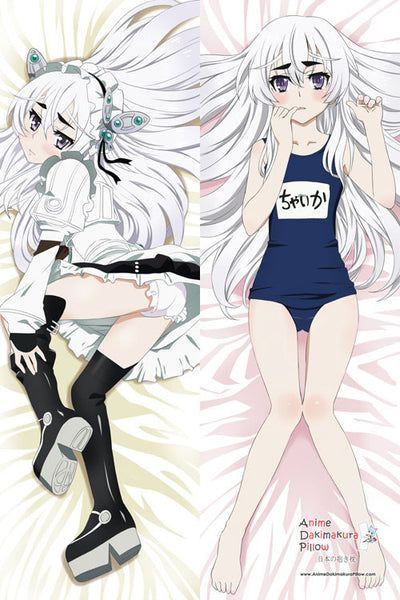 New Chaika -The Coffin Princess Chaika Trabant Anime Dakimakura Japanese Pillow Cover H2670