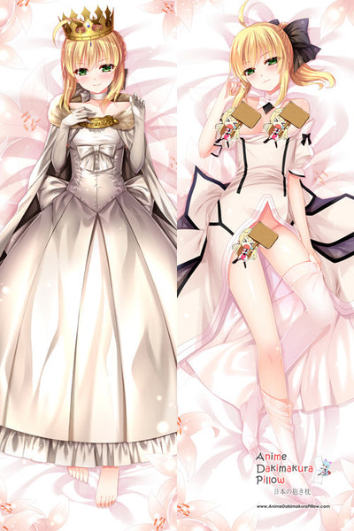 New Fate Stay Night  Anime Dakimakura Japanese Pillow Cover H2688