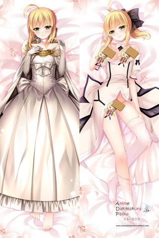 New Fate Stay Night  Anime Dakimakura Japanese Pillow Cover H2690 - Anime Dakimakura Pillow Shop | Fast, Free Shipping, Dakimakura Pillow & Cover shop, pillow For sale, Dakimakura Japan Store, Buy Custom Hugging Pillow Cover - 1