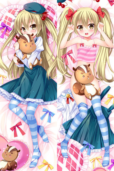 New Chifuyu Himeki Anime Dakimakura Japanese Pillow Cover H2731