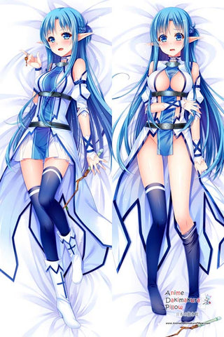 New Sword Art Online   Anime Dakimakura Japanese Pillow Cover H2733 - Anime Dakimakura Pillow Shop | Fast, Free Shipping, Dakimakura Pillow & Cover shop, pillow For sale, Dakimakura Japan Store, Buy Custom Hugging Pillow Cover - 1