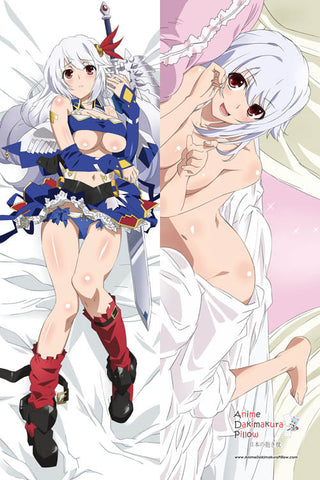 New Madan no Ou to Vanadis Anime Dakimakura Japanese Pillow Cover H2761 - Anime Dakimakura Pillow Shop | Fast, Free Shipping, Dakimakura Pillow & Cover shop, pillow For sale, Dakimakura Japan Store, Buy Custom Hugging Pillow Cover - 1