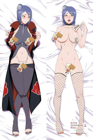 New Konan Akatsuki- NarutoAnime Dakimakura Japanese Pillow Cover H2775 - Anime Dakimakura Pillow Shop | Fast, Free Shipping, Dakimakura Pillow & Cover shop, pillow For sale, Dakimakura Japan Store, Buy Custom Hugging Pillow Cover - 1