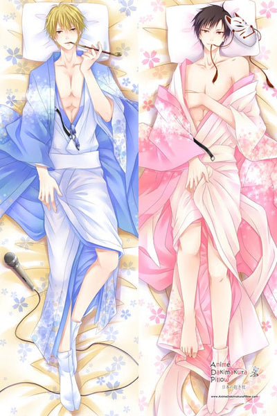 New Durarara Anime Dakimakura Japanese Pillow Cover H2781