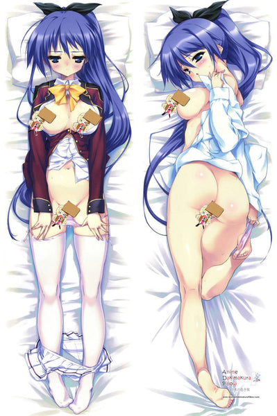 New Momoiro Guardian Kirisaki Kaede Anime Dakimakura Japanese Pillow Cover H2807 - Anime Dakimakura Pillow Shop | Fast, Free Shipping, Dakimakura Pillow & Cover shop, pillow For sale, Dakimakura Japan Store, Buy Custom Hugging Pillow Cover - 1