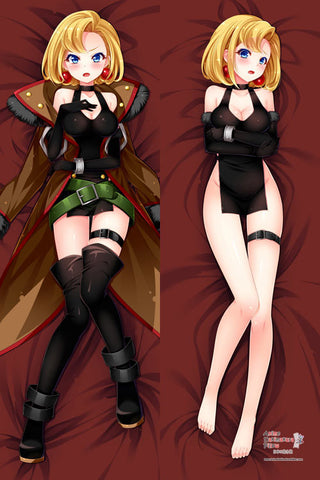 New Junketsu no Maria Maria Anime Dakimakura Japanese Pillow Cover H2812 - Anime Dakimakura Pillow Shop | Fast, Free Shipping, Dakimakura Pillow & Cover shop, pillow For sale, Dakimakura Japan Store, Buy Custom Hugging Pillow Cover - 1