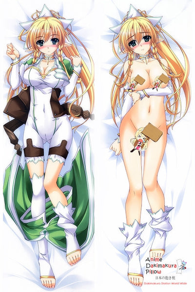 New Sword Art Online Alice Schuberg Anime Dakimakura Japanese Pillow Cover H2871 MGF-0-746 - Anime Dakimakura Pillow Shop | Fast, Free Shipping, Dakimakura Pillow & Cover shop, pillow For sale, Dakimakura Japan Store, Buy Custom Hugging Pillow Cover - 1