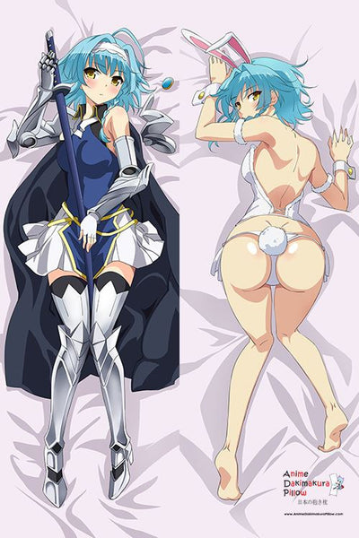 New Yuki Nonaka - The Testament of Sister New Devil Anime Dakimakura Japanese Hugging Body Pillow Cover H2965
