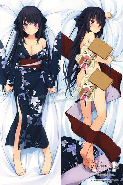 New Misaki Tobisawa - Ao no Kanata no Four Rhythm Anime Dakimakura Japanese Hugging Body Pillow Cover H3008 - Anime Dakimakura Pillow Shop | Fast, Free Shipping, Dakimakura Pillow & Cover shop, pillow For sale, Dakimakura Japan Store, Buy Custom Hugging Pillow Cover - 1