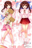 New Nana Ebina - Himouto Umaru-chan Anime Dakimakura Japanese Hugging Body Pillow Cover H3011 - Anime Dakimakura Pillow Shop | Fast, Free Shipping, Dakimakura Pillow & Cover shop, pillow For sale, Dakimakura Japan Store, Buy Custom Hugging Pillow Cover - 1