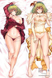 New The Idolmaster Anime Dakimakura Japanese Hugging Body Pillow Cover H3029 - Anime Dakimakura Pillow Shop | Fast, Free Shipping, Dakimakura Pillow & Cover shop, pillow For sale, Dakimakura Japan Store, Buy Custom Hugging Pillow Cover - 2