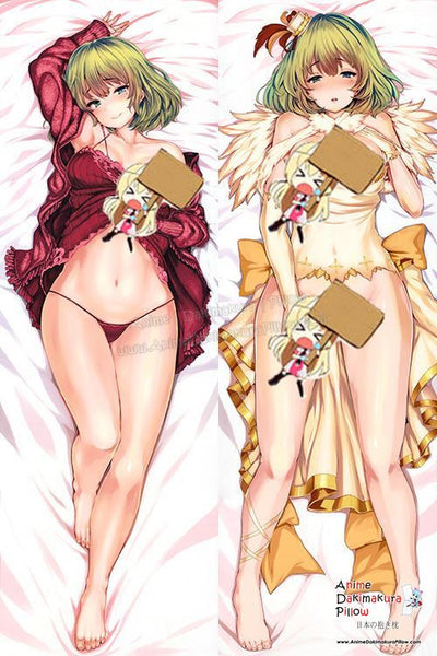 New The Idolmaster Anime Dakimakura Japanese Hugging Body Pillow Cover H3029 - Anime Dakimakura Pillow Shop | Fast, Free Shipping, Dakimakura Pillow & Cover shop, pillow For sale, Dakimakura Japan Store, Buy Custom Hugging Pillow Cover - 1