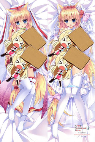 New Maple - Nekopara Anime Dakimakura Japanese Hugging Body Pillow Cover H3046 - Anime Dakimakura Pillow Shop | Fast, Free Shipping, Dakimakura Pillow & Cover shop, pillow For sale, Dakimakura Japan Store, Buy Custom Hugging Pillow Cover - 1