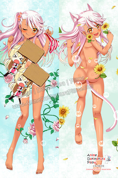 New Chloe von Einzbern - Fate Stay Night Anime Dakimakura Japanese Hugging Body Pillow Cover H3108 - Anime Dakimakura Pillow Shop | Fast, Free Shipping, Dakimakura Pillow & Cover shop, pillow For sale, Dakimakura Japan Store, Buy Custom Hugging Pillow Cover - 1