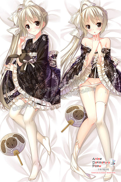 New Sora Kasugano - Yosuga no Sora Anime Dakimakura Japanese Hugging Body Pillow Cover H3119