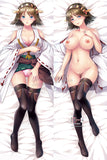 New Kantai Collection Anime Dakimakura Japanese Hugging Body Pillow Cover H3123b - Anime Dakimakura Pillow Shop | Fast, Free Shipping, Dakimakura Pillow & Cover shop, pillow For sale, Dakimakura Japan Store, Buy Custom Hugging Pillow Cover - 2