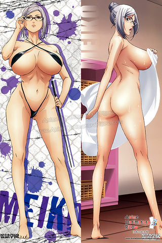 New Meiko Shiraki - Prison School Anime Dakimakura Japanese Hugging Body Pillow Cover H3133 - Anime Dakimakura Pillow Shop | Fast, Free Shipping, Dakimakura Pillow & Cover shop, pillow For sale, Dakimakura Japan Store, Buy Custom Hugging Pillow Cover - 1