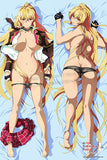 New Mirei Shikishima - Valkyrie Drive Anime Dakimakura Japanese Hugging Body Pillow Cover H3136 - Anime Dakimakura Pillow Shop | Fast, Free Shipping, Dakimakura Pillow & Cover shop, pillow For sale, Dakimakura Japan Store, Buy Custom Hugging Pillow Cover - 1