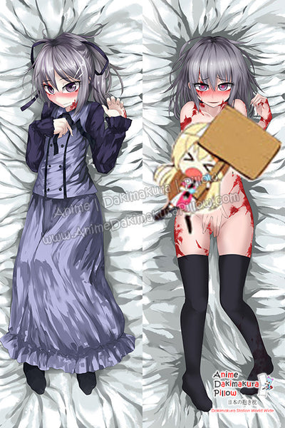 New Dorei to no Seikatsu Teaching Feeling Anime Dakimakura Japanese Hugging Body Pillow Cover H3146 - Anime Dakimakura Pillow Shop | Fast, Free Shipping, Dakimakura Pillow & Cover shop, pillow For sale, Dakimakura Japan Store, Buy Custom Hugging Pillow Cover - 1