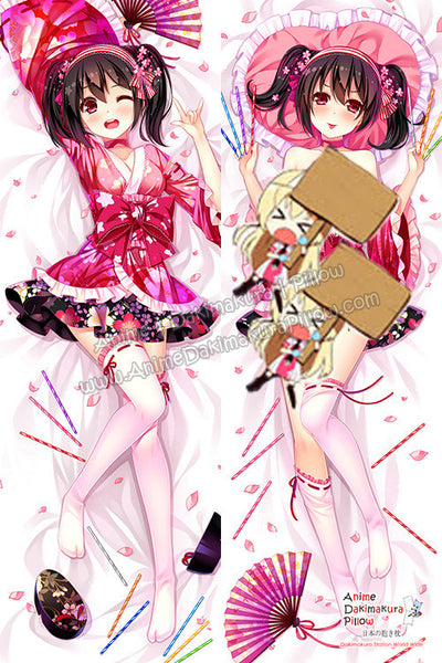 New Nico - Love Live!  Anime Dakimakura Japanese Hugging Body Pillow Cover H3158 - Anime Dakimakura Pillow Shop | Fast, Free Shipping, Dakimakura Pillow & Cover shop, pillow For sale, Dakimakura Japan Store, Buy Custom Hugging Pillow Cover - 1
