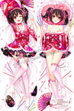 New Nico - Love Live!  Anime Dakimakura Japanese Hugging Body Pillow Cover H3158 - Anime Dakimakura Pillow Shop | Fast, Free Shipping, Dakimakura Pillow & Cover shop, pillow For sale, Dakimakura Japan Store, Buy Custom Hugging Pillow Cover - 2