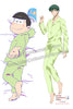 New Osomatsu-kun Male Anime Dakimakura Japanese Hugging Body Pillow Cover H3166 - Anime Dakimakura Pillow Shop | Fast, Free Shipping, Dakimakura Pillow & Cover shop, pillow For sale, Dakimakura Japan Store, Buy Custom Hugging Pillow Cover - 1