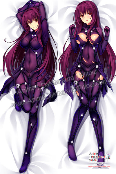New Lancer - Fate Grand Order Anime Dakimakura Japanese Hugging Body Pillow Cover H3182