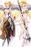 New Mercy - Overwatch Anime Dakimakura Japanese Hugging Body Pillow Cover H3249 - Anime Dakimakura Pillow Shop | Fast, Free Shipping, Dakimakura Pillow & Cover shop, pillow For sale, Dakimakura Japan Store, Buy Custom Hugging Pillow Cover - 1