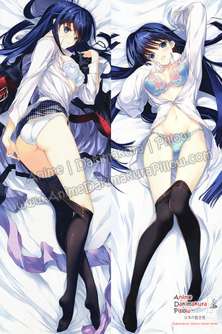 New Kazusa Touma - White Album 2 Anime Dakimakura Japanese Hugging Body Pillow Cover H3254 - Anime Dakimakura Pillow Shop | Fast, Free Shipping, Dakimakura Pillow & Cover shop, pillow For sale, Dakimakura Japan Store, Buy Custom Hugging Pillow Cover - 1