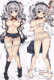 New Kashima - Kantai Collection Anime Dakimakura Japanese Hugging Body Pillow Cover H3269 - Anime Dakimakura Pillow Shop | Fast, Free Shipping, Dakimakura Pillow & Cover shop, pillow For sale, Dakimakura Japan Store, Buy Custom Hugging Pillow Cover - 2