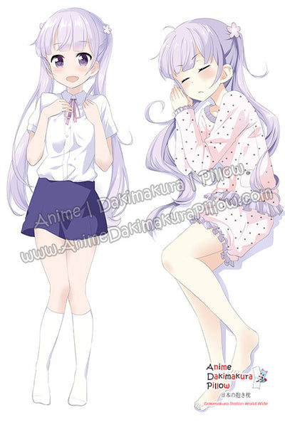 New Aoba Suzukaze - New Game Anime Dakimakura Japanese Hugging Body Pillow Cover H3328