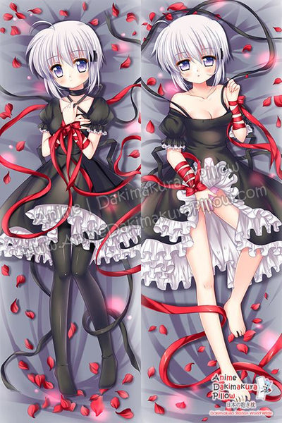 New Kagari - Rewrite Anime Dakimakura Japanese Hugging Body Pillow Cover H3333-A - Anime Dakimakura Pillow Shop | Fast, Free Shipping, Dakimakura Pillow & Cover shop, pillow For sale, Dakimakura Japan Store, Buy Custom Hugging Pillow Cover - 1