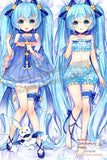 New Hatsune Miku - Vocaloid Anime Dakimakura Japanese Hugging Body Pillow Cover H3344-A