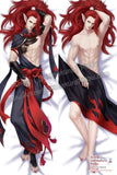 New Onmyoji Game Male Anime Dakimakura Japanese Hugging Body Pillow Cover H3371-D