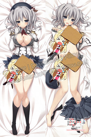New-Kashima-Kantai-Collection-Anime-Dakimakura-Japanese-Hugging-Body-Pillow-Cover-H3413