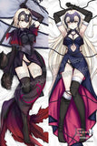 New Jeanne D'Arc - Fate Grand Order Anime Dakimakura Japanese Hugging Body Pillow Cover H3550-A