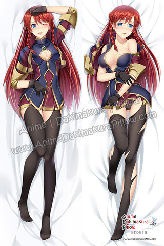 New Selesia Yupitiria - Re: Creators Anime Dakimakura Japanese Hugging Body Pillow Cover H3561-A