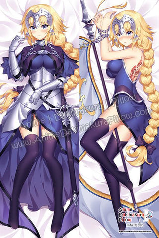 New-Ruler-Fate-Apocrypha-Anime-Dakimakura-Japanese-Hugging-Body-Pillow-Cover-H3602-A