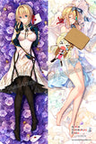 New Violet Evergarden Anime Dakimakura Japanese Hugging Body Pillow Cover H3724-B