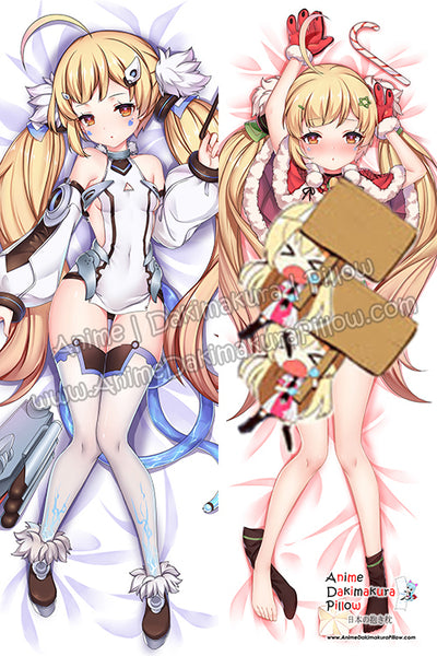 New Azur Lane Anime Dakimakura Japanese Hugging Body Pillow Cover H3725-C