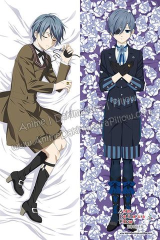New-Ciel-Phantomhive-Kuroshitsuji-Male-Anime-Dakimakura-Japanese-Hugging-Body-Pillow-Cover-H3757