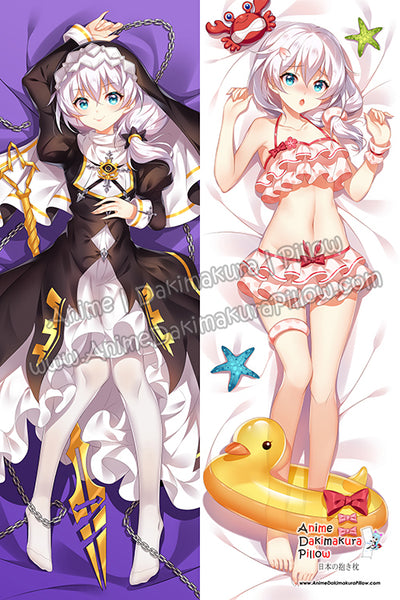 New Honkai Impact 3rd Anime Dakimakura Japanese Hugging Body Pillow Cover H3875-A