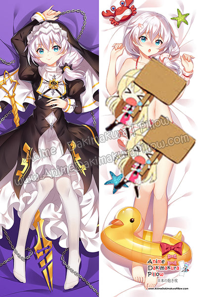 New Honkai Impact 3rd Anime Dakimakura Japanese Hugging Body Pillow Cover H3875-B