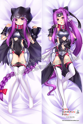 New Medusa - Fate Grand Order Anime Dakimakura Japanese Hugging Body Pillow Cover H3877-A