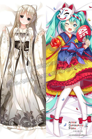ADP-Sora-Kasugano-Yosuga-no-Sora-and-Hatsune-Miku-Vocaloid-Anime-Dakimakura-Japanese-Hugging-Body-Pillow-Cover-H3911-B-H3912-B