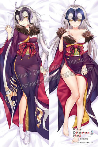 ADP-Jeanne-d-Arc-Fate-Grand-Order-Anime-Dakimakura-Japanese-Hugging-Body-Pillow-Cover-H3913-A